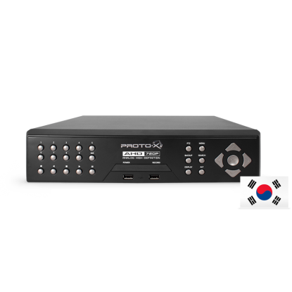 PTX-UDR1604HD (2Mp) (Юж.Корея)