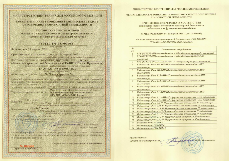 Сертификат соответствия технических средств обеспечения транспортной безопасности к их функциональным свойствам (Постановление Правительства РФ №969 от 26.09.2016)