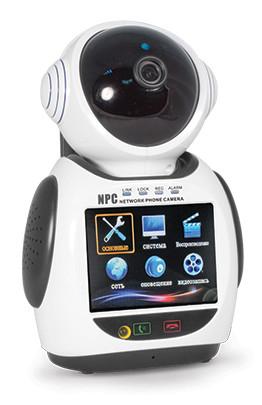 Видеофон Proto-NPC в обновленном корпусе