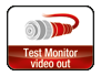 Test Monitir video out